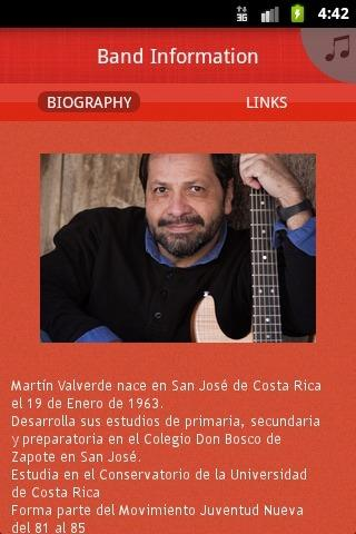 Martin Valverde - screenshot