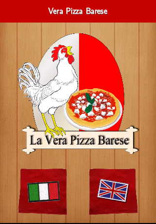 Vera pizza barese - screenshot