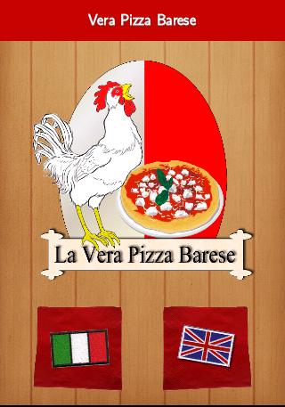 Vera pizza barese - screenshot