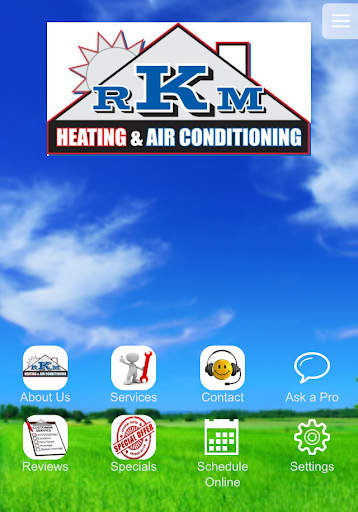 RKM Heating And Air