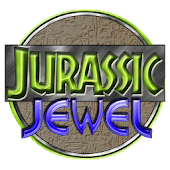 JURASSIC JEWEL SLOT MACHINE===