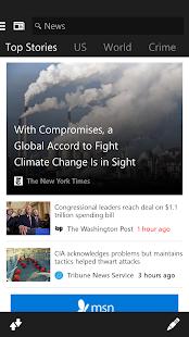 MSN News - Breaking Headlines - náhled