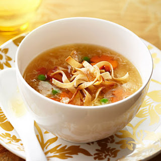 Egg Drop Soup.
