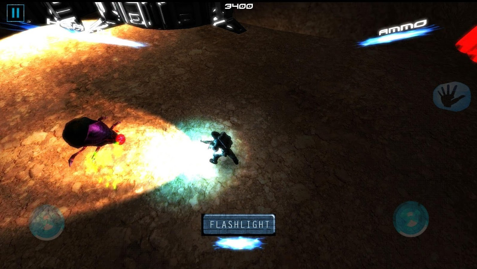 Dark Project- screenshot