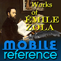 Works of Emile Zola logo