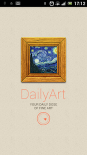 DailyArt - Daily Dose of Art - screenshot thumbnail