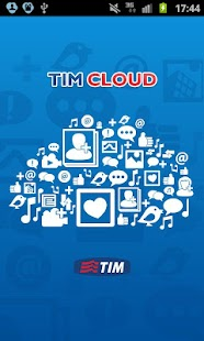 TIM Cloud - screenshot thumbnail