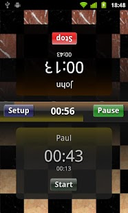 Chess Clock- screenshot thumbnail