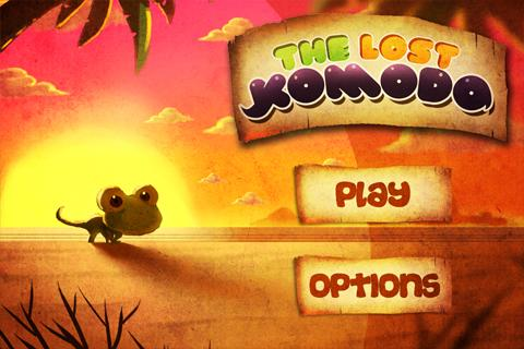 The Lost Komodo - screenshot