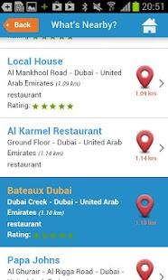 Dubai Guide, Hotels & Weather- screenshot thumbnail