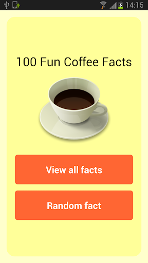 100 Fun Coffee Facts