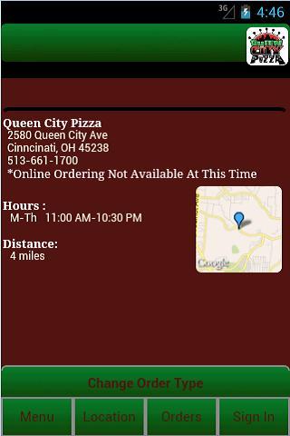 Queen City Pizza|玩生活App免費|玩APPs