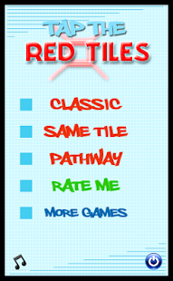 Tap the Red Tiles- screenshot thumbnail