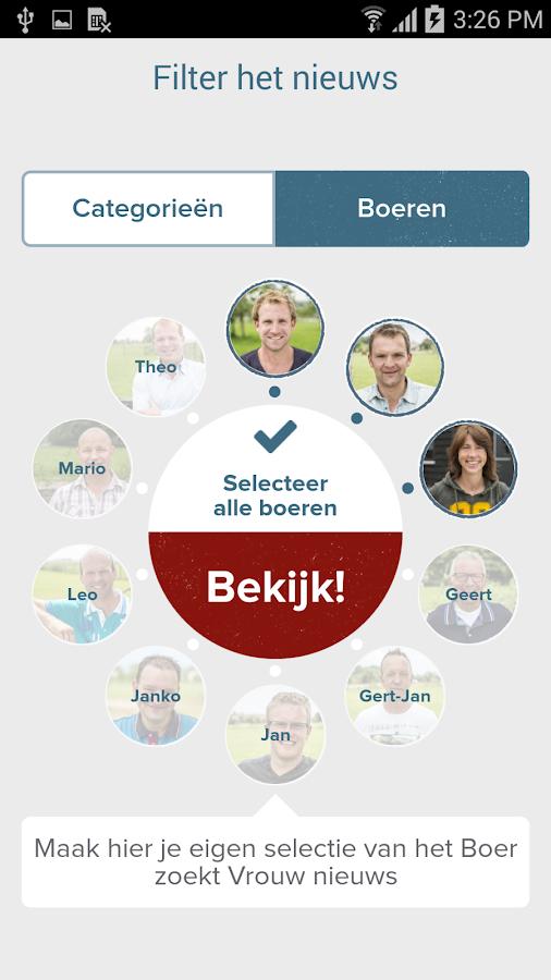 Boer zoekt Vrouw - screenshot