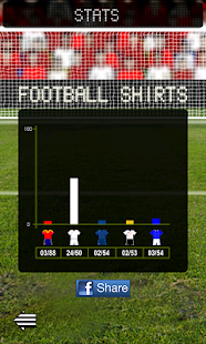 Football Shirts - screenshot thumbnail