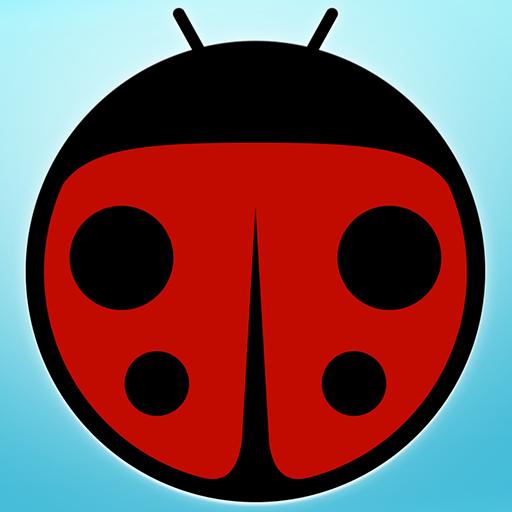 Ladybug Heart Health LOGO-APP點子