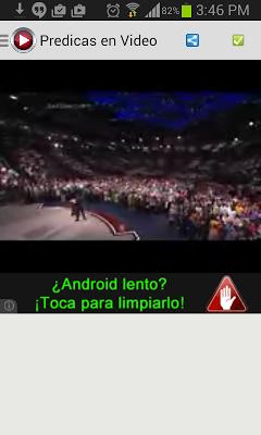 Predicas Cristianas en Video - screenshot