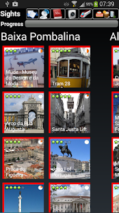 Lisbon Guide- screenshot thumbnail