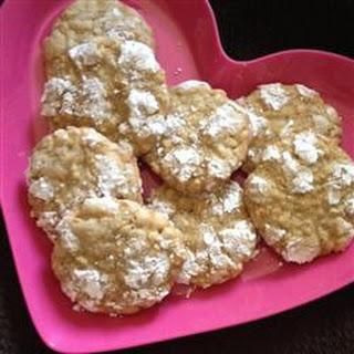 Self Frosting Oatmeal Cookies
