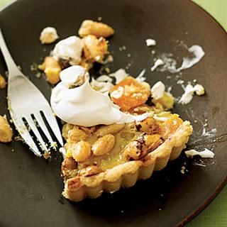 Apricot Nut Tart