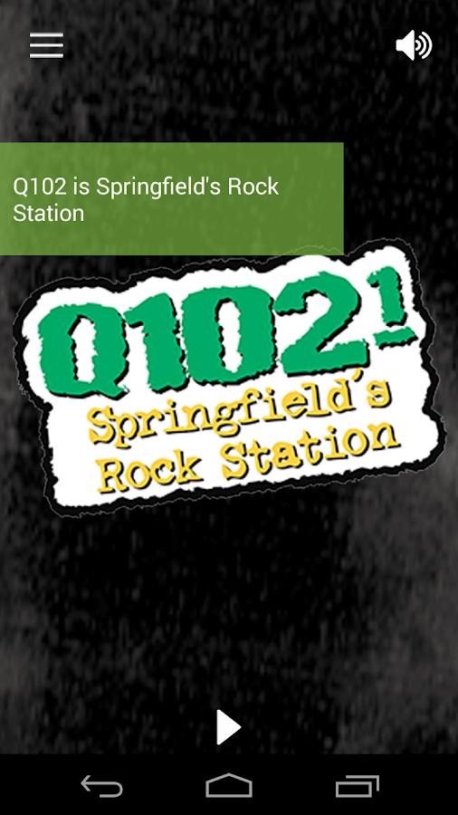 KQRA Q102 FM - screenshot