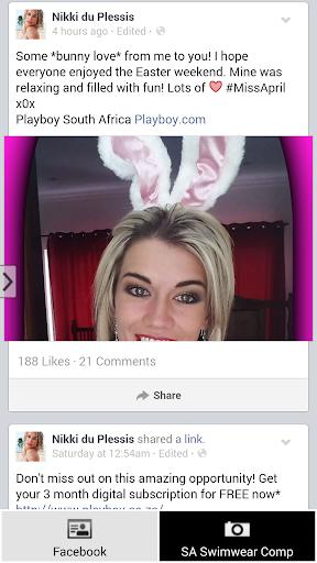 玩娛樂App Nikki Du Plessis Model免費 APP試玩