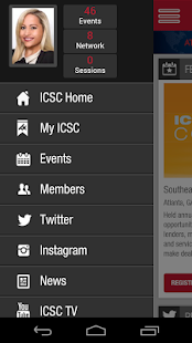 ICSC Mobile- screenshot thumbnail