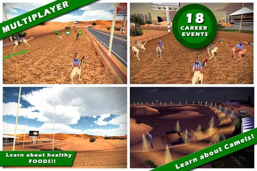 アラブ首長国連邦キャメルレーシング - 無料ゲーム