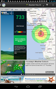 WeatherBug - screenshot thumbnail