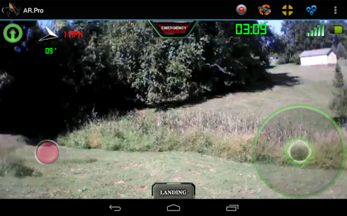 AR.Pro 2 for AR.Drones- screenshot thumbnail