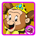 Monkey Match - Game for Kids