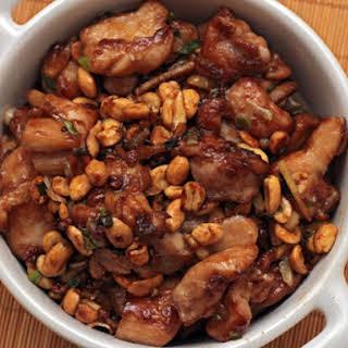 Gong Bao Chicken.