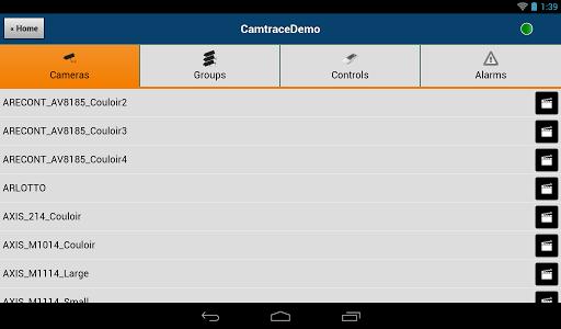 【免費媒體與影片App】Camtrace Mobile-APP點子