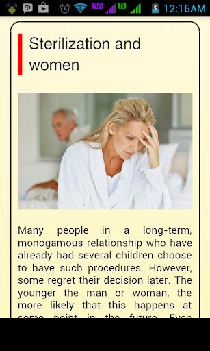 Diseases In Women