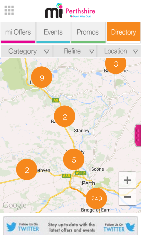 mi perthshire - screenshot