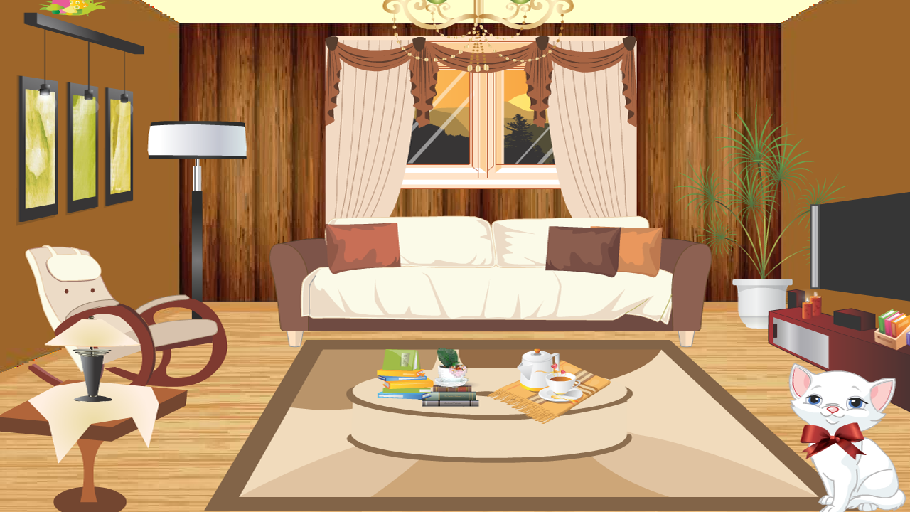 Decorating Doll House Games Free