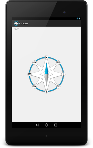 Compass screenshot for Android