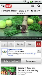Specialty Produce - screenshot thumbnail