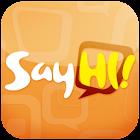 Say Hi! icon