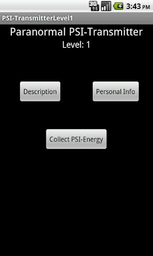 PSI Transmitter Level 1