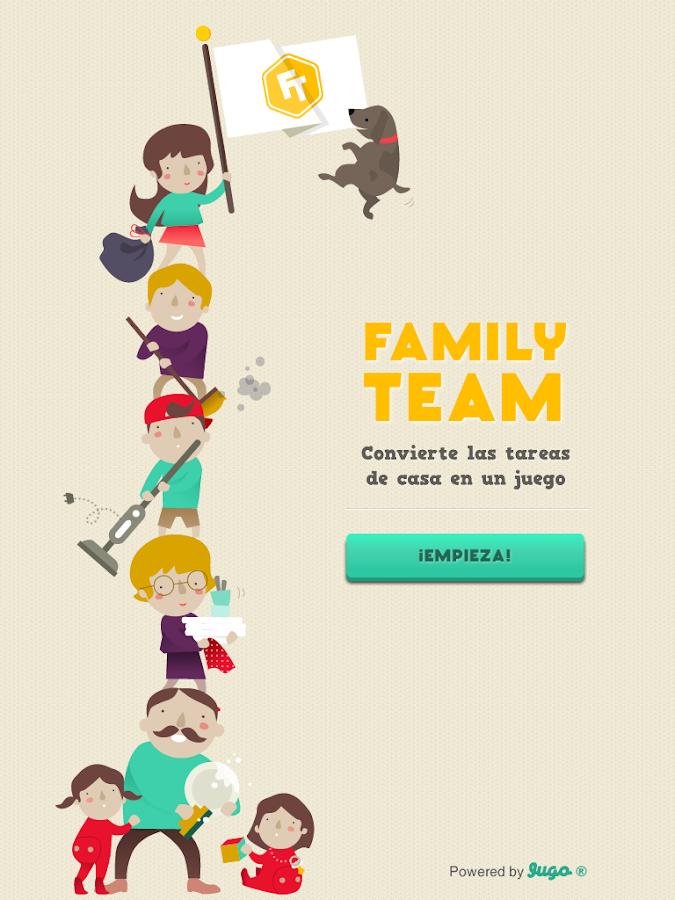 Family Team Free– Capture d'écran