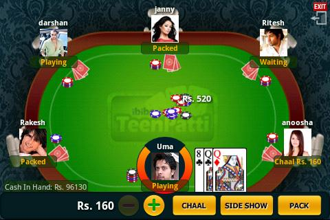 TeenPatti: Indian Poker - screenshot