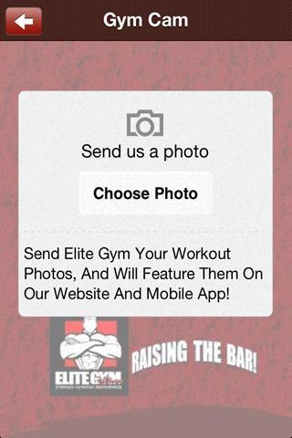 Elite Gym - screenshot