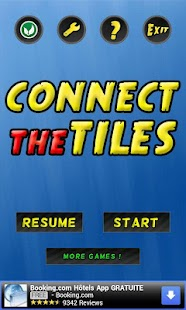 Connect The Tiles - screenshot thumbnail