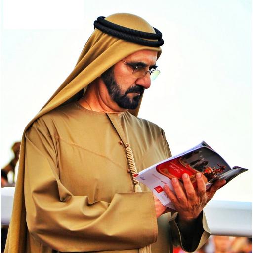 اشعار محمد بن راشد آل مكتوم