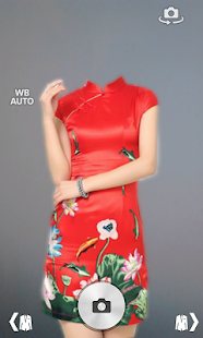 Cheongsam Qipao Photo Montage screenshot