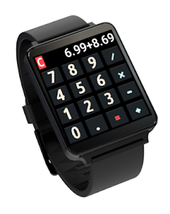 Calculator - Android Wear
