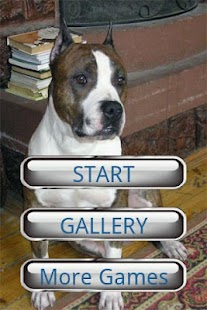 Dog Puzzle: American Staffords - screenshot thumbnail