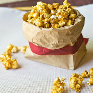 Melt-In-Your-Mouth Caramel Corn