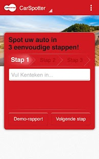 CarSpotter Full Rapport App - screenshot thumbnail